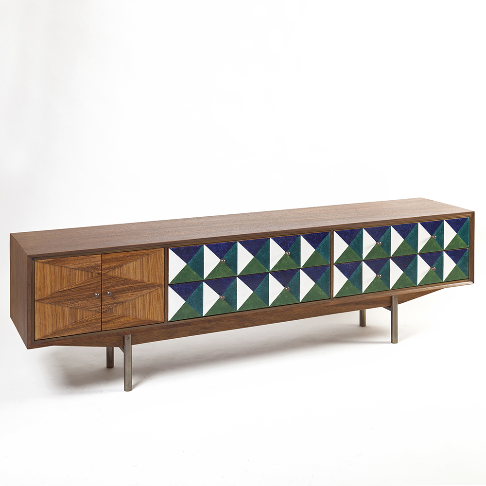 """Objectismo Collection   LOW SIDEBOARD """" Ritz """", 2021"""